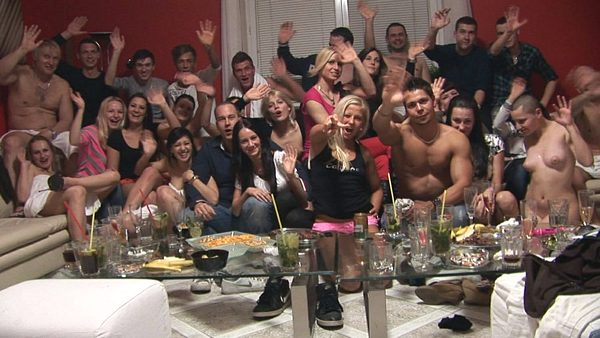 Swingers Party in Europe
