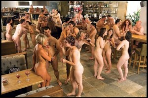 European Swinger Party