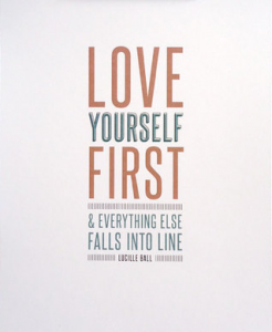 LoveYourselfFirst